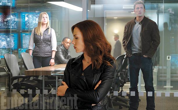 Foto de 'Capitán América: Civil War', nuevas imágenes oficiales (3/8)