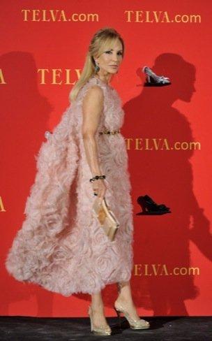Carmen Lomana: Premios Telva 2010