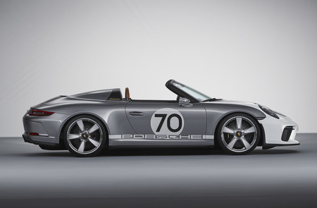 Porsche 911 Speedster Concept 6