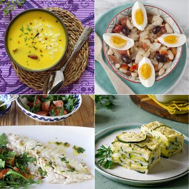 101 recetas sanas para tener un menú saludable de lunes a domingo