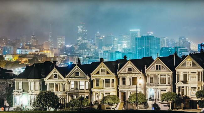 Paradise x SF 2, San Francisco como nunca lo has visto en un alucinante timelapse 4K