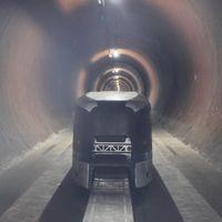 Las cápsulas de Hyperloop ya alcanzan 320km/h, y este vídeo te muestra cómo es ir dentro de una