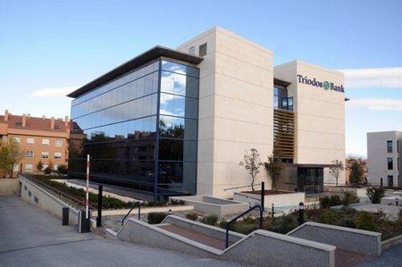 """Triodos Bank: """" La tasa de morosidad de Triodos Bank en España era de 2,68% a finales de 2011"""""""