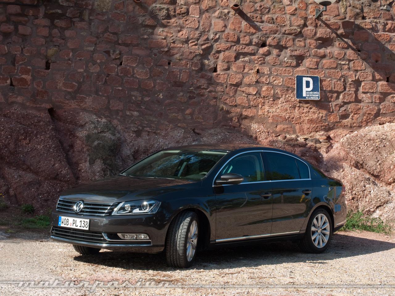 Foto de Volkswagen Passat 2011 (presentación) (5/42)