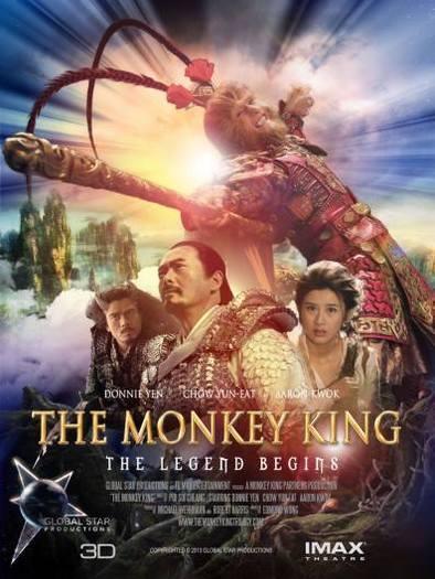 Foto de Carteles de la película 'The Monkey King' (12/12)