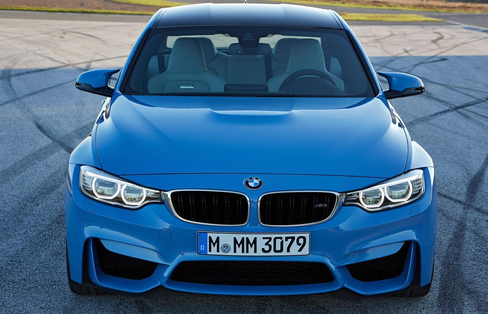 Foto de BMW M3 2014 (10/13)