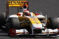 Fernando Alonso. De muy atrás, a simplemente atrás