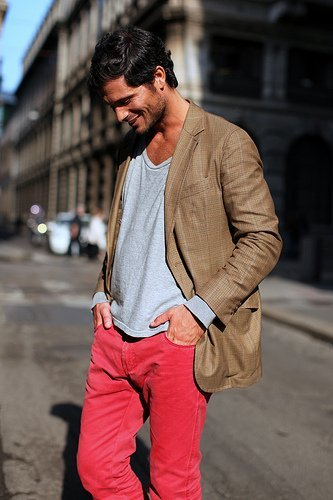 pantalones pitillo