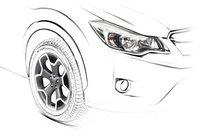 El nuevo Subaru XV se verá en Fráncfort