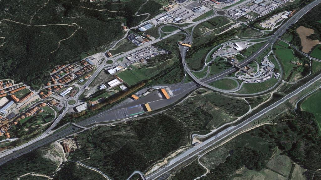 Autopistas Peaje Ap 7 La Jonquera