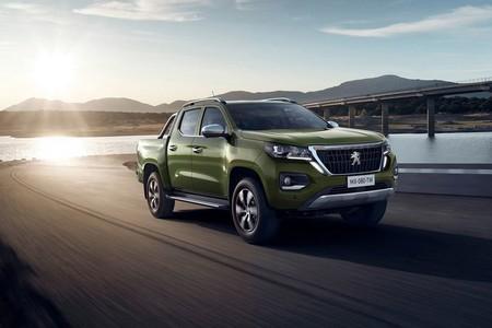 Esta es la Peugeot Landtrek: la pick-up del león tendrá hasta 210 CV, tracción integral y tres carrocerías