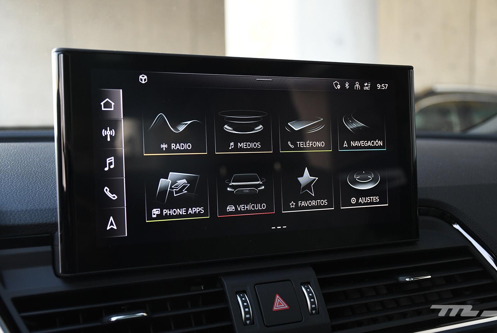 Foto de Audi Q5 2021 (prueba) (18/24)
