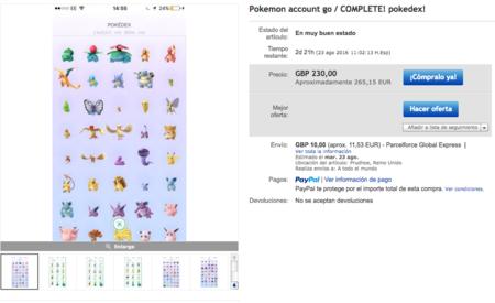 Cuenta Completa Ebay