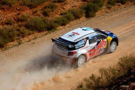 Rally de Portugal 2012: Mikko Hirvonen más líder