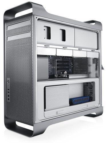 El Mac Pro también renueva todos sus componentes