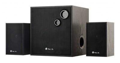 NGS Brass 2.1, un pequeño sistema de audio multimedia muy asequible