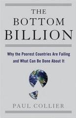 Bottom Billion, un libro sobre los más pobres