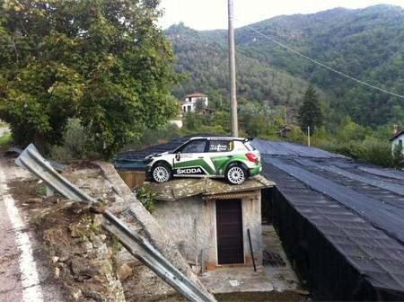 Las mejores imágenes del Rallye de San Remo