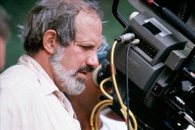 Imagen del director Brian De Palma