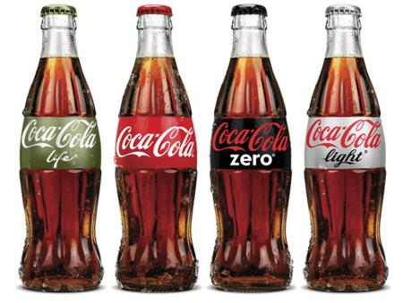 Tipos de Coca-Cola