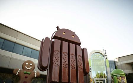 Hoy empezará el despliegue de Android 4.4.3 (KitKat) para algunos Nexus