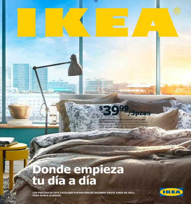 Lo tenemos! El catálogo de IKEA 2015 en su versión para EEUU