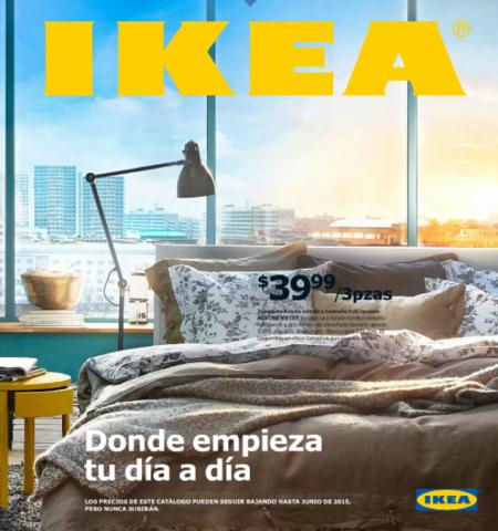 Lo tenemos! El catálogo de IKEA 2015 en su versión para EEUU ya está ...