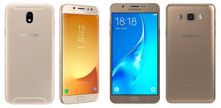 Galaxy J7 2017 Vs J7 2016