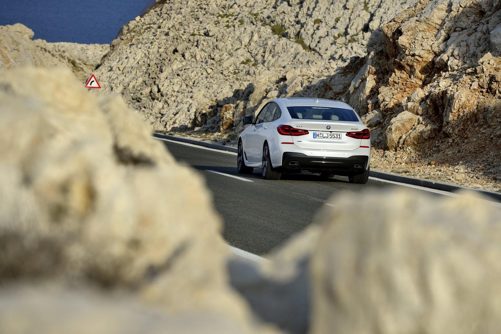 Foto de BMW Serie 6 Gran Turismo (28/54)
