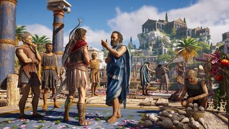Assassins Creed Odyssey Conversation 0