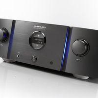 Marantz presenta un nuevo amplificador y un lector CD/SACD para los gourmets del audio