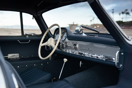 Mercedes Benz 300sl 1955 6