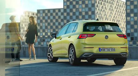 Volkswagen Golf VIII filtraciones