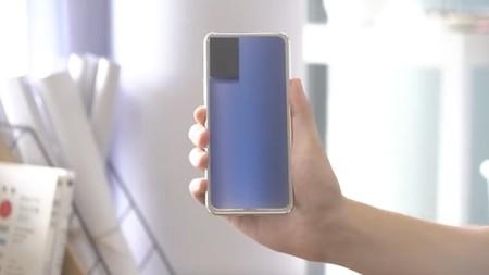 Móviles que cambian de color: así es el último prototipo de Vivo