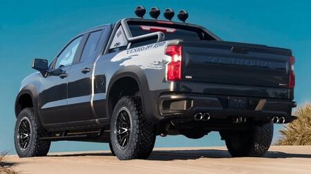 Chevy Silverado Yenko Off Road 2021 9