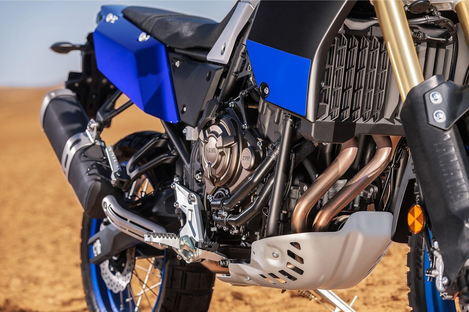 Foto de Yamaha XTZ700 Ténéré 2019, prueba (32/53)