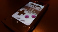 Purple Cherry convierte tu Windows Phone en una Game Boy
