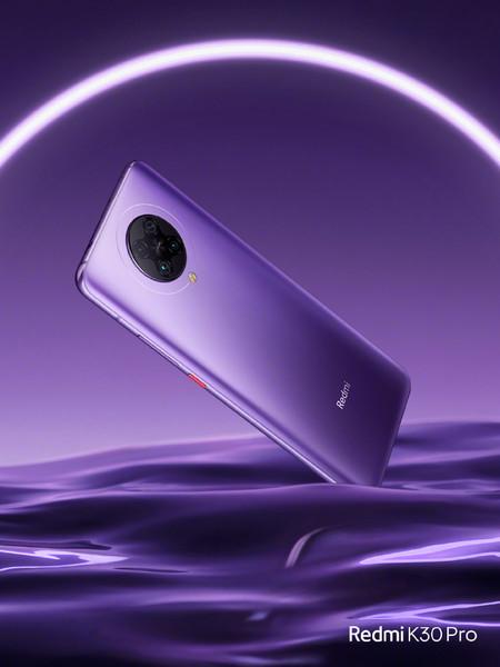 Redmi K30 Pro Purpura