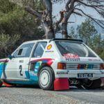 El mítico Peugeot 205 Grupo B de Ari Vatanen sale a subasta. ¿Precio? Mejor no preguntes