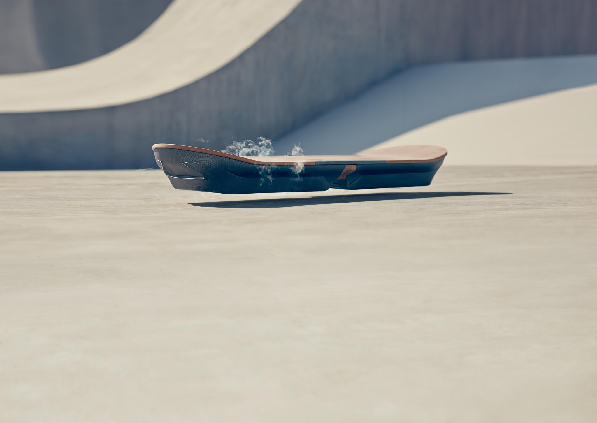 Foto de Lexus Hoverboard (15/22)