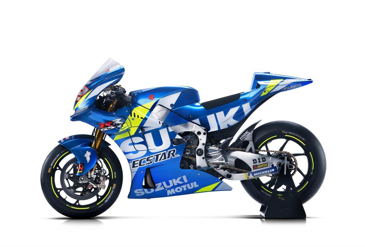 Foto de Presentación MotoGP Suzuki 2019 (10/60)