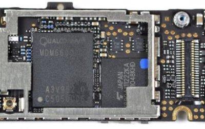Encontrado chip dual CDMA/GSM en la nueva versión del iPhone 4 de Verizon