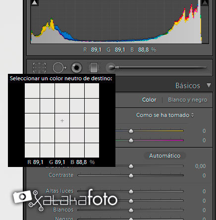 Aprendiendo con Lightroom 4