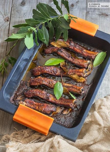 Costillas al horno: 13 recetas infalibles