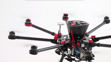 DJI DropSafe, un paracaídas para drones