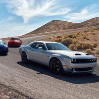 Rumor: El Dodge Challenger podría recibir un sistema mild hybrid de 48V o volverse híbrido