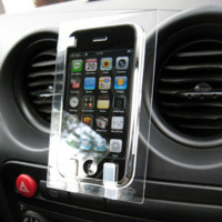 Soporte casero para el iPhone o el iPod Touch