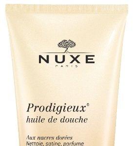 Si quieres lucir una piel satinada con el menor esfuerzo, Prodigieux Huile de douche es tu gel