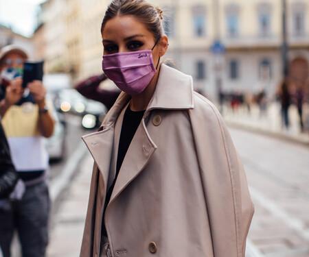 El trench efecto piel de Olivia Palermo tiene seis alternativas low cost igual de prácticas (y a la última)