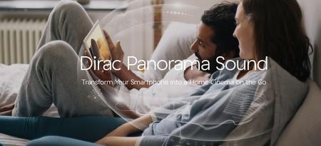 Dirac Panorama Sound es la nueva tecnología que pretende mejorar la calidad de sonido en los equipos portátiles